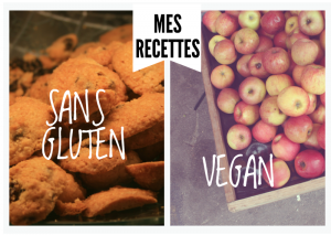 recettes gluten free et vegan